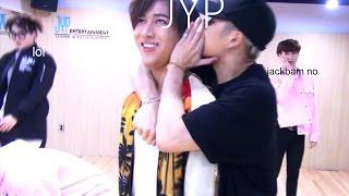 GOT7 Inside Jokes #3/3-  *whispers JYP* (not 22 minutes of just whispering)