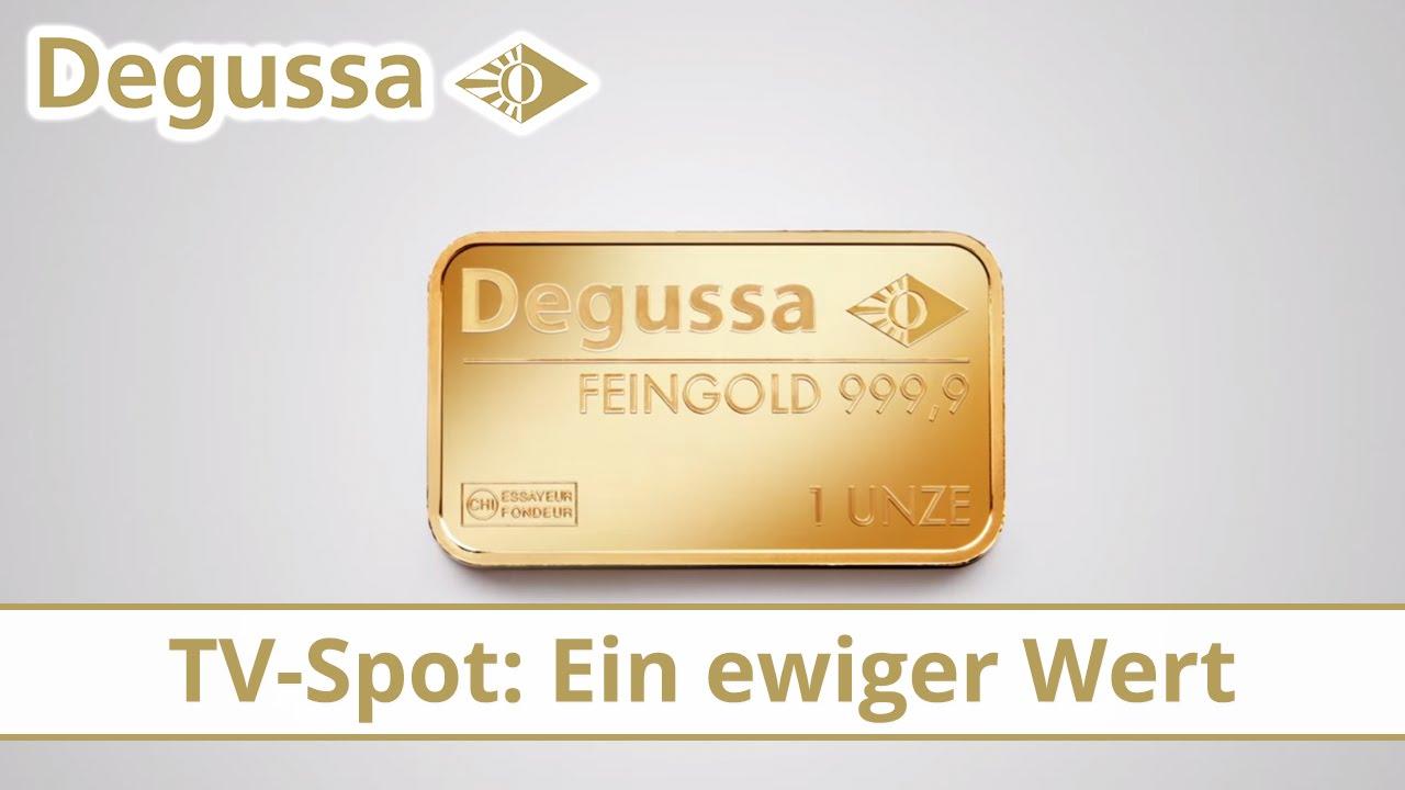 Degussa TV-Spot Sommer 2014: Ein ewiger Wert