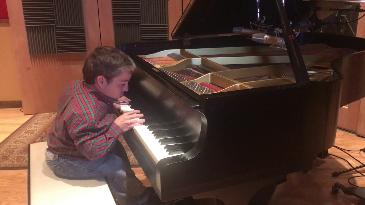 The Christmas Song (Nat King Cole Piano Cover) - YouTube