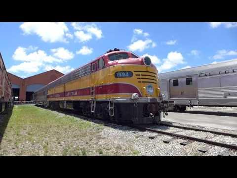 Miami, Florida - Gold Coast Railroad Museum - Full Tour HD (2017)