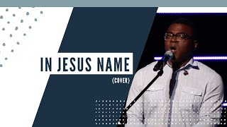 In Jesus's Name (cover)