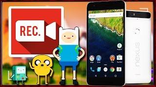 Запись видео с экрана Android в 1080p и 60fps(Группа в VK: https://vk.com/theartigames Vkontakte: http://vk.com/id140191743 Instagram: http://instagram.com/arturguglya Twitch: ..., 2016-03-01T11:00:02.000Z)