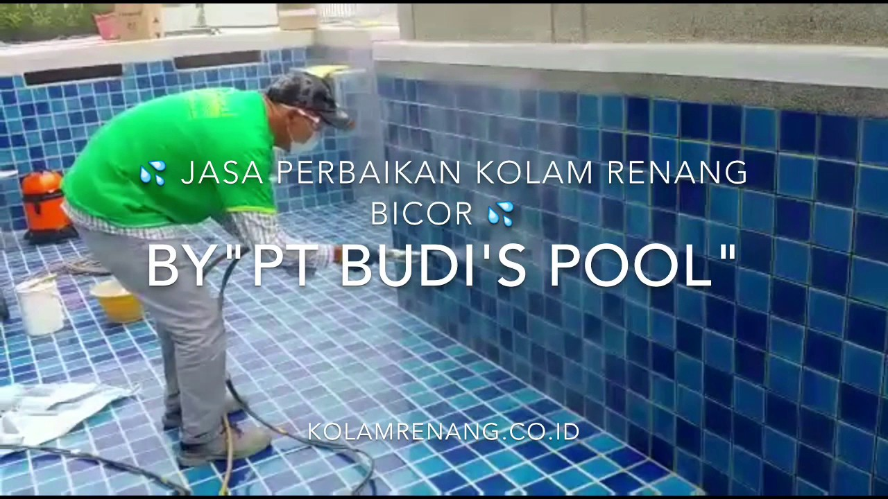 Jasa Perbaikan Kolam Renang Bocor Pt Budi S Pool