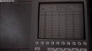 Trans World Radio from Swaziland on 9940 KHz