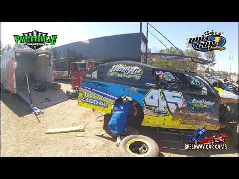 #45 Will Long - Open Wheel Modified - 3-31-18 Fayetteville Motor Speedway - In Car Camera