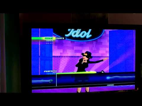 Titanic Song - My Heart Will Go On - American Idol For Wii