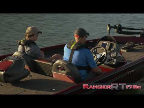 Ranger Aluminum RT178c On-Water Footage