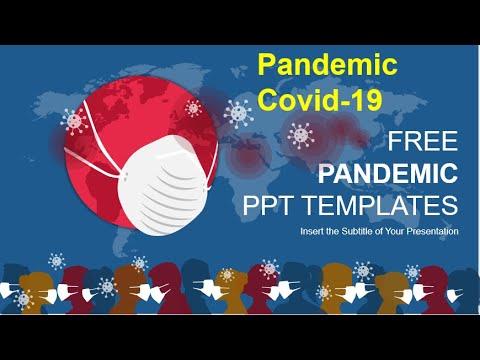 Pandemic Covid 19 Powerpoint Templates Covid 19 Free Google Slides Theme Corona Virus Powerpoint Youtube