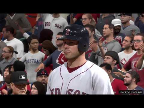 Money Millz - career ALDS Boston Red Sox vs Cleveland Indians (MLB The Show 17 Gameplay Livestream)