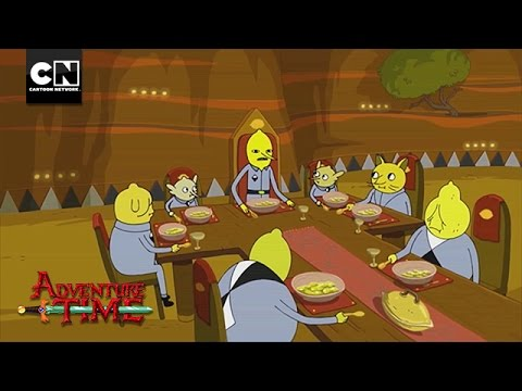 Life of a Lemongrab I Adventure Time I Cartoon Network