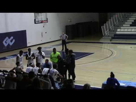 Buckley Prep Undergrad vs. Garrett College Men's Basketball Freshmen