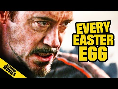 AVENGERS: INFINITY WAR - All Easter Eggs, Cameos & Post Credits