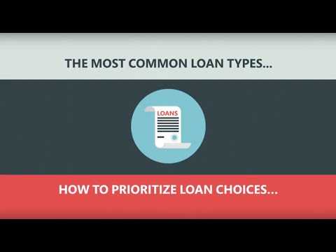 Which of the 5 Types of Student Loans Is Right For You?