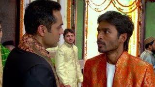 Dhanush ends a happy wedding   Raanjhanaa