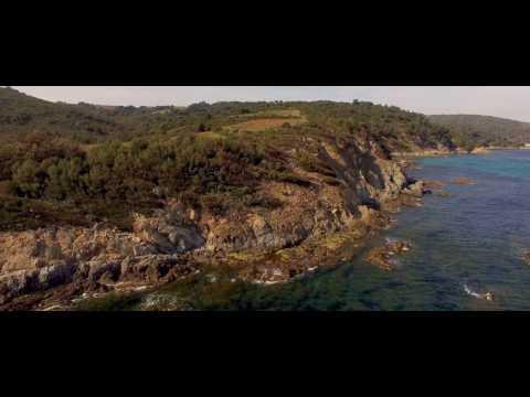 Cote D'Azur Drone Movie 4K