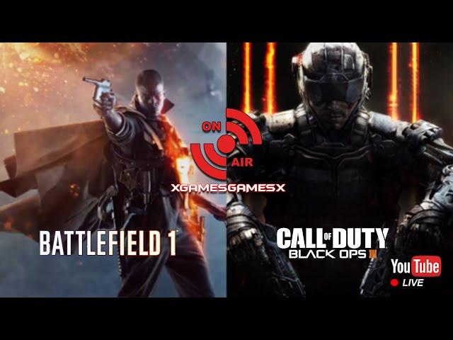 Live Do Battlefield 1 Fx6100 + Gtx 1070