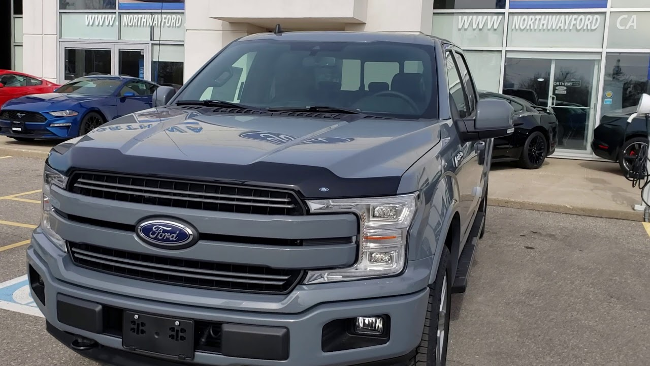2020 Ford F150 Colors.Abyss Grey New Color For The 2019 F150