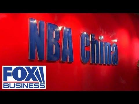 China halts broadcast of NBA games over pro-Hong Kong protest tweet