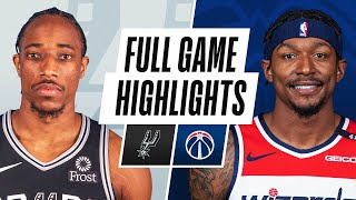 GAME RECAP: Spurs 146, Wizards 143