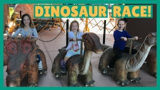 Kids Visit Pangaea Land of the Dinosaurs thumbnail