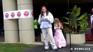 Nina Honeycutt   Springfield Walk for Love    2014