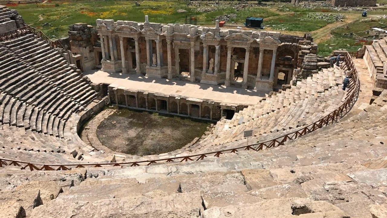 Kết quả hình ảnh cho Hierapolis