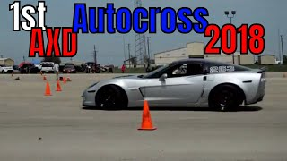 1st AXD Autocross Event of 2018 / That 5.0 Guy