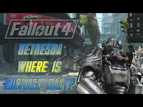 FALLOUT 4  -  FUN WITH FALLOUT ( Where is Michael Daly? )