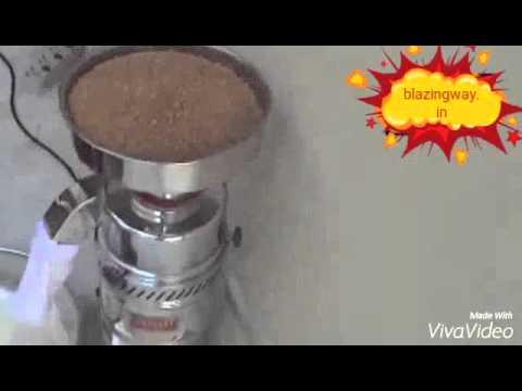 Portable Flour Mill (Atta Chakki)