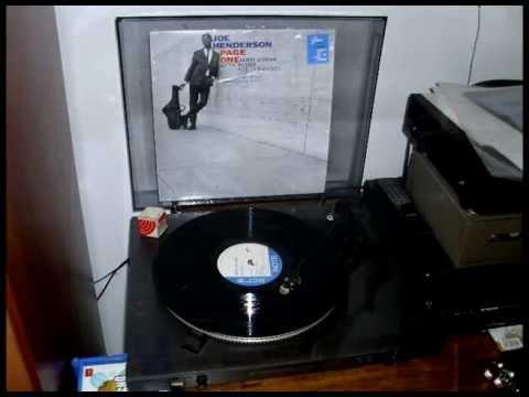 Joe Henderson - Page One (First side - vinyl rip)
