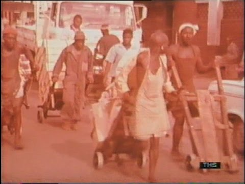 South Africa - Strikes - Durban - 1973