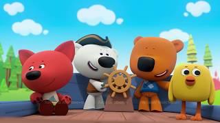 BE BE BEARS  Episode 44 Cartoons for kids  Kedoo ToonsTV