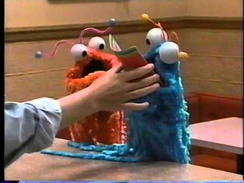 Sesame Street - 3 clips from 3226