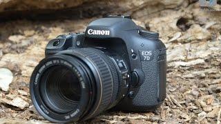 Canon EOS 7D - Обзор Продвинутой Репортажной Камеры Среднего Ценового Диапазона(Это камера, которая получила премию TIPA в 2010 как «Best DSLR Expert». Она действительно удобная, надежная, неубиваема..., 2014-07-28T08:38:29.000Z)