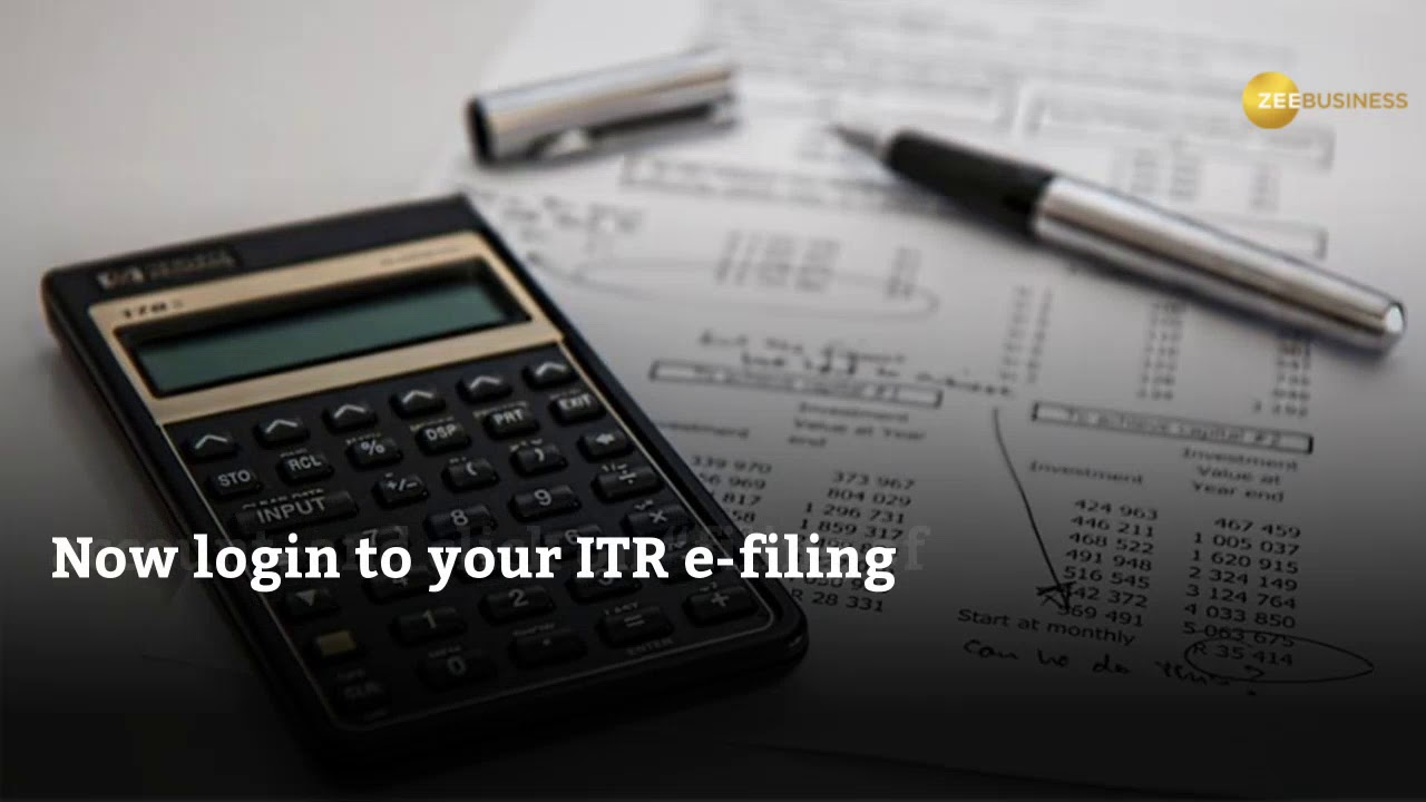 How to file income tax returns (ITR)? A step-by-step guide