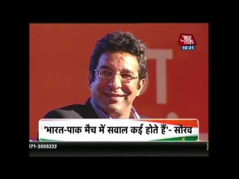Kapil Dev And Wasim Akram Speak Exclusively On ICC Champions Trophy