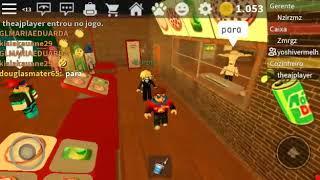 ROBLOX travaille dans une pizzeria
