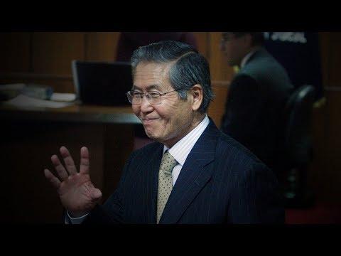 Peru's president pardons ex-leader Fujimori