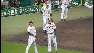 高山選手は関東の出身のはずですが とうとう関西人のノリが出来るように...