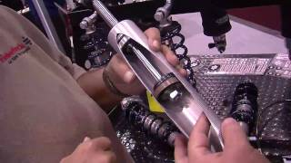 2010 SEMA V8TV Video Coverage: RideTech Coil Over Shock Systems, New Catalog