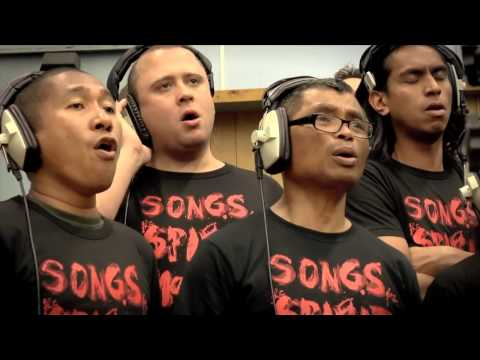 The Afterward One Rhythm in Abbey Road Studio 1 Song's for the Spirit of Maluku