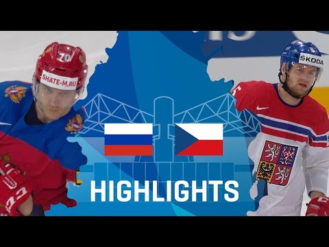 Russia - Czech Republic | Highlights | #IIHFWorlds 2017