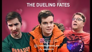 The Dueling Fates | DAY 5 | Valentine Madness DOTA 2 Tournament | WePlay! Esports