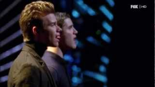 "Glee 4x04, ""Fine di una storia"" - The Scientist"