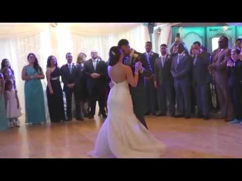 BEST SURPRISE WEDDING FIRST DANCE- Crystal Ballroom FL