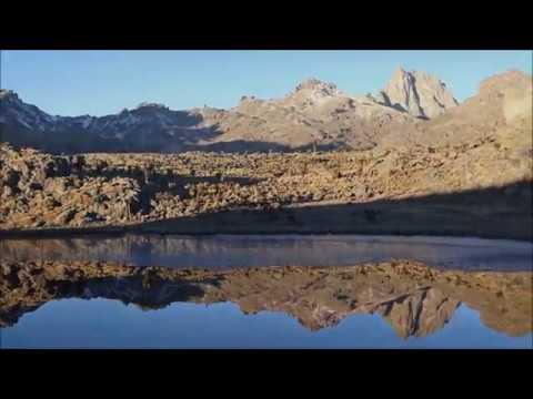 Mount Kenya - Nelian climb by S.E. face. Chogoria and Sirimon Trek