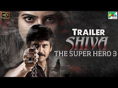 Shiva The Super Hero 3 (2019) Official Trailer   Nagarjuna, Samantha   Releasing 16th June