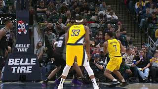 Indiana Pacers vs. Sacramento Kings | December 20, 2019
