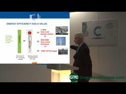 EU Commission Presentation: Energy Effiiciency Directive