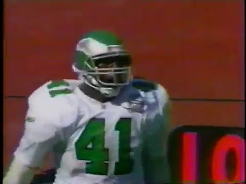 Week 3 1992 Eagles vs Broncos clip8